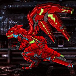 Роботы динозавры: Бесконечность