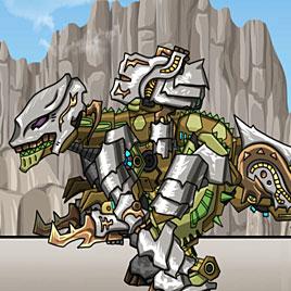 Роботы динозавры: собирать трансформера Гиганотозавра