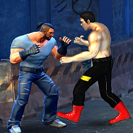 Драки: Стальные Кулаки (Street Fighter Madness)