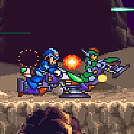 Megaman X2 (Мегамен Х2)