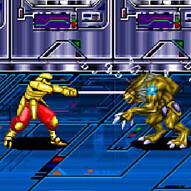 Темные Силы / Shadow Force (Arcade)