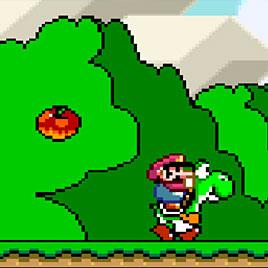 Марио, Луиджи и 7 яиц мира