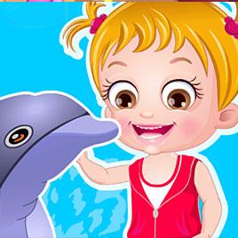 Малышка Хейзел: Тур к дельфинам
