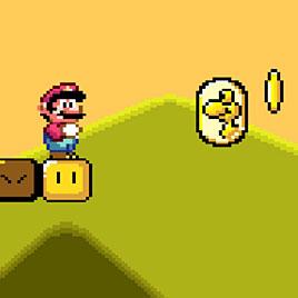 Супер Марио: Новая Земля