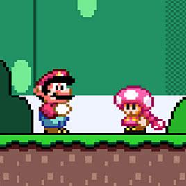 Мир Супер Марио: сказка о короне