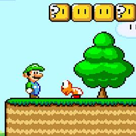 Супер Марио: Земля Луиджи