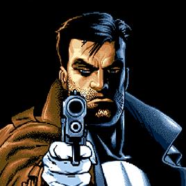 Каратель - The Punisher (Arcade)
