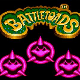 Боевые Жабы сега Battletoads