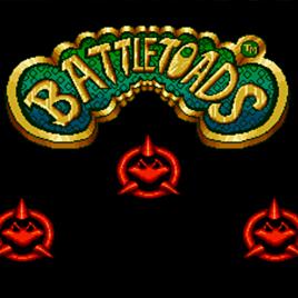 Боевые жабы сега - Battletoads sega
