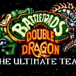 Боевые Жабы и Двойной Дракон Сега - Battletoads Double Dragon Sega