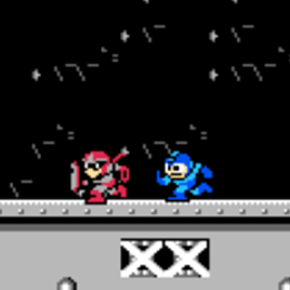 Mega Man – The Hedgehog Trap