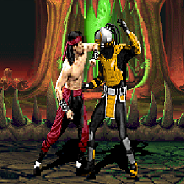 Мортал Комбат 3 - Mortal Kombat 3 (Arcade)
