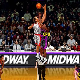 Баскетбол - NBA Hangtime (Arcade)