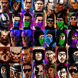 Мортал Комбат Ультиматум Трилогия - Ultimate Mortal Kombat Trilogy