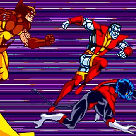 Люди Икс - X-Men (Arcade)