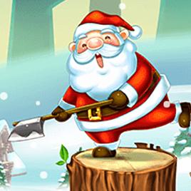Рубить новогоднюю ёлку