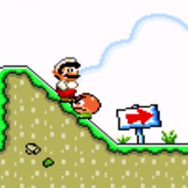 Марио в Ярости