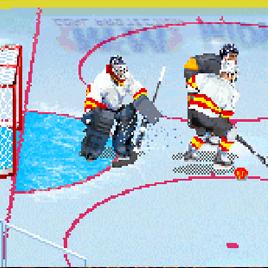 Хоккей 2 на 2 - 2 On 2 Open Ice Challenge (Arcade)