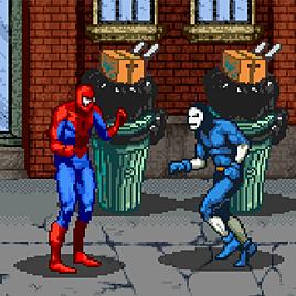 Человек Паук - Spider-Man: The Video Game (Arcade)