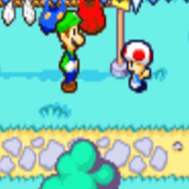 Марио и Луиджи: Супер Сага