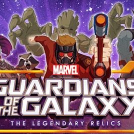 Стражи Галактики: Легендарные Реликвии