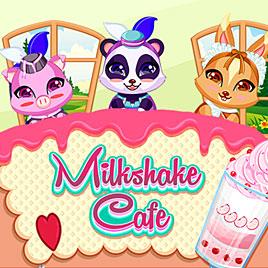 Зоо Кафе: Молочные Коктейли