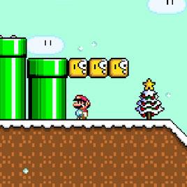 Марио Спасает Рождество