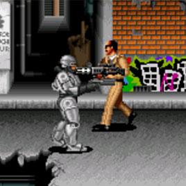 Робокоп 2 - RoboCop 2 (Arcade)
