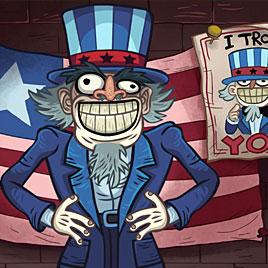 Троллфейс Квест: США