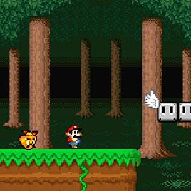 Супер Марио Финал: Мастер Квест 8