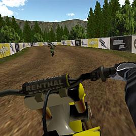 3Д гонки на мотоциклах