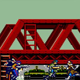 Rush'n Attack - Green Beret (Arcade)