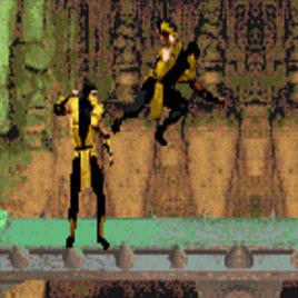 Мортал Комбат - Mortal Kombat Advance
