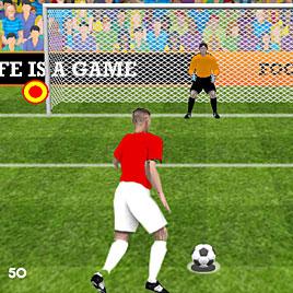 Футбол: пенальти 2