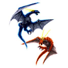 Сабля Дракона - Dragon Saber (Arcade)