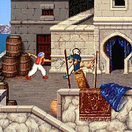 Prince of Persia 2: The Shadow and the Flame MS DOS / Принц Персии 2: Тень и пламя