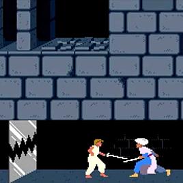 Prince Of Persia MS DOS- Принц Персии МС ДОС
