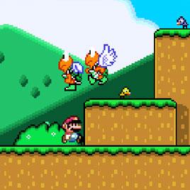 Супер Марио: 12 волшебных шаров