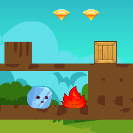 Огонь и Вода 3: Приключения Шариков