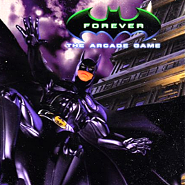 Бэтмен Навсегда - Batman Forever The Arcade Game MS DOS