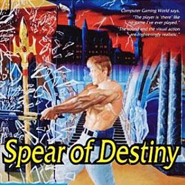 Вольфенштайн 3Д: Копьё Судьбы - Wolfenstein 3D: Spear of Destiny