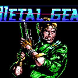 Metal Gear DOS - Металлическая Шестеренка