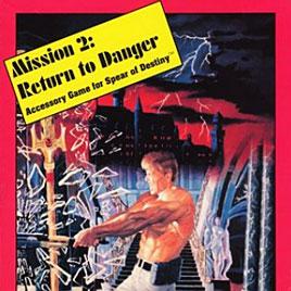 Вольфенштайн: Копьё Судьбы - Wolfenstein 3D: Spear of Destiny Mission 2 - Return to Danger