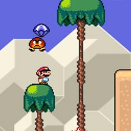 Мир Супер Марио: Архипелаг