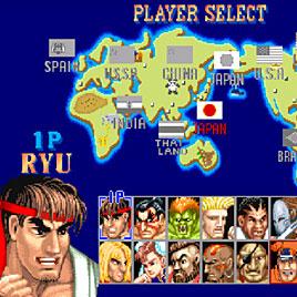 Уличный Боец 2 (Стрит Файтер): Чемпионская Версия - Street Fighter II' - Champion Edition