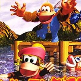 Донки Конг 3: Динки и Дикси - Donkey Kong GB: Dinky Kong & Dixie Kong