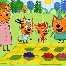 Три Кота: Пикник