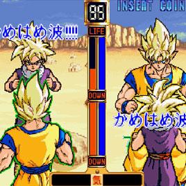 Драконий Жемчуг Зет - Dragon Ball Z: V.R.V.S.