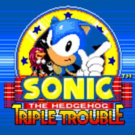 Соник: Тройная Неприятность - Sonic & Tails 2