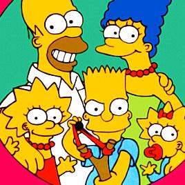 Симпсоны На Двоих - The Simpsons Arcade